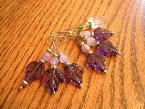 PurpleStitchMarkers